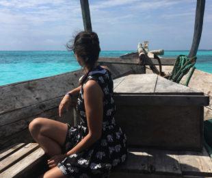 Auf Sansibar (Foto: Sabina Schneider)