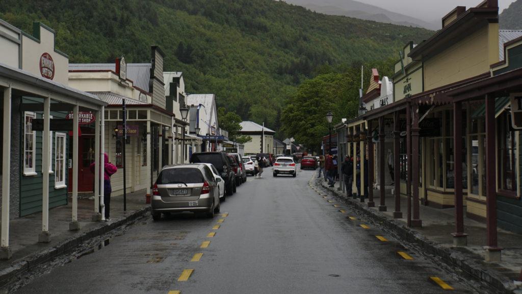 Arrowtown Neuseeland (Foto: Sabina Schneider)