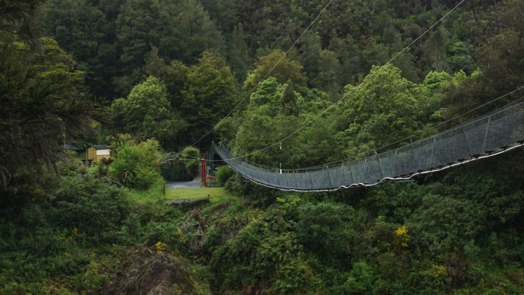 Buller Schlucht Murchison Neuseeland (Foto: Sabina Schneider)
