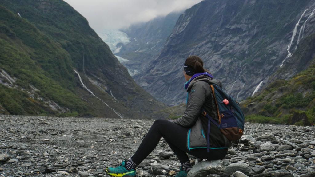 Franz Josef Glacier Neuseeland (Foto: Sabina Schneider)