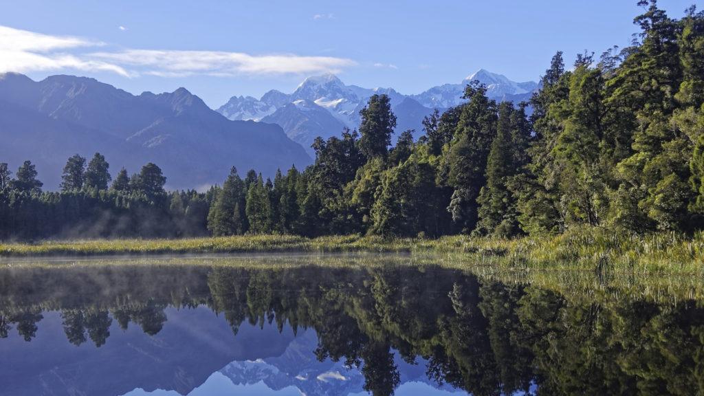 Lake Matheson (Foto: Pixabay Makalu)