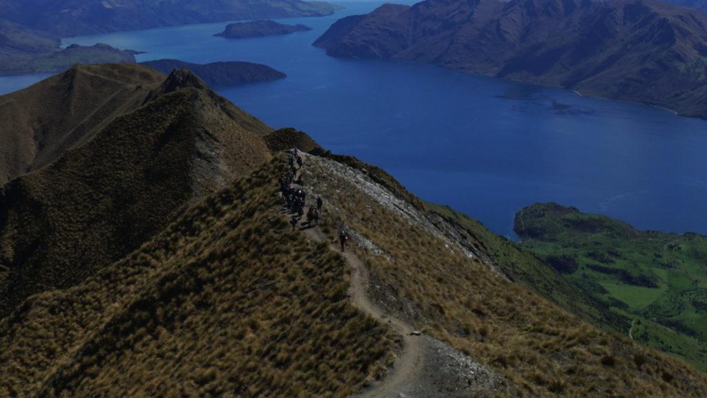Roy's Peak Neuseeland (Foto: Sabina Schneider)
