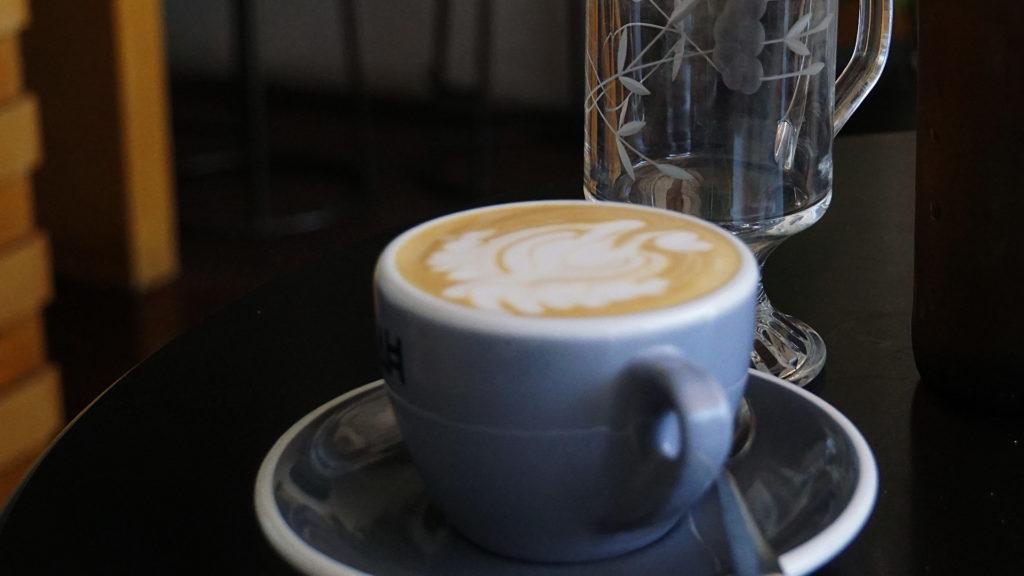 Cafe Kaffee Perth (Foto: Sabina Schneider)