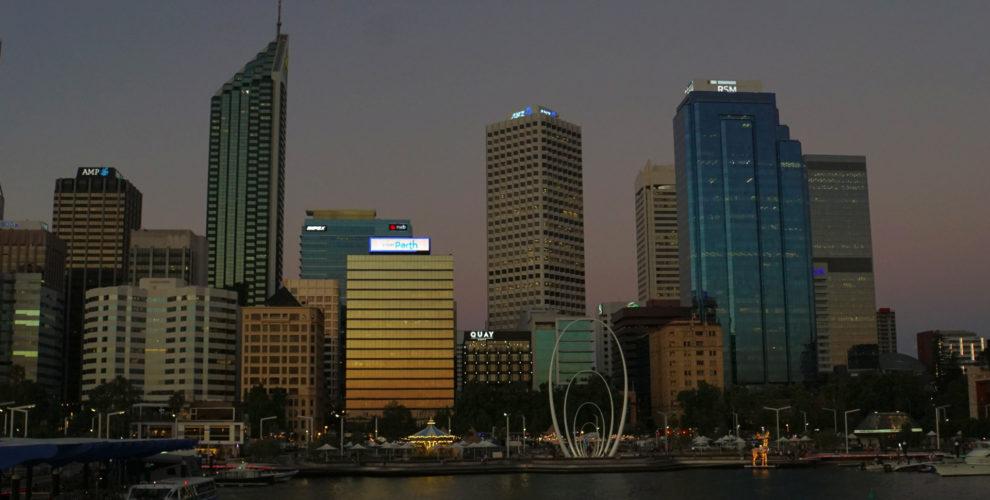 Perth Australien (Foto: Sabina Schneider)