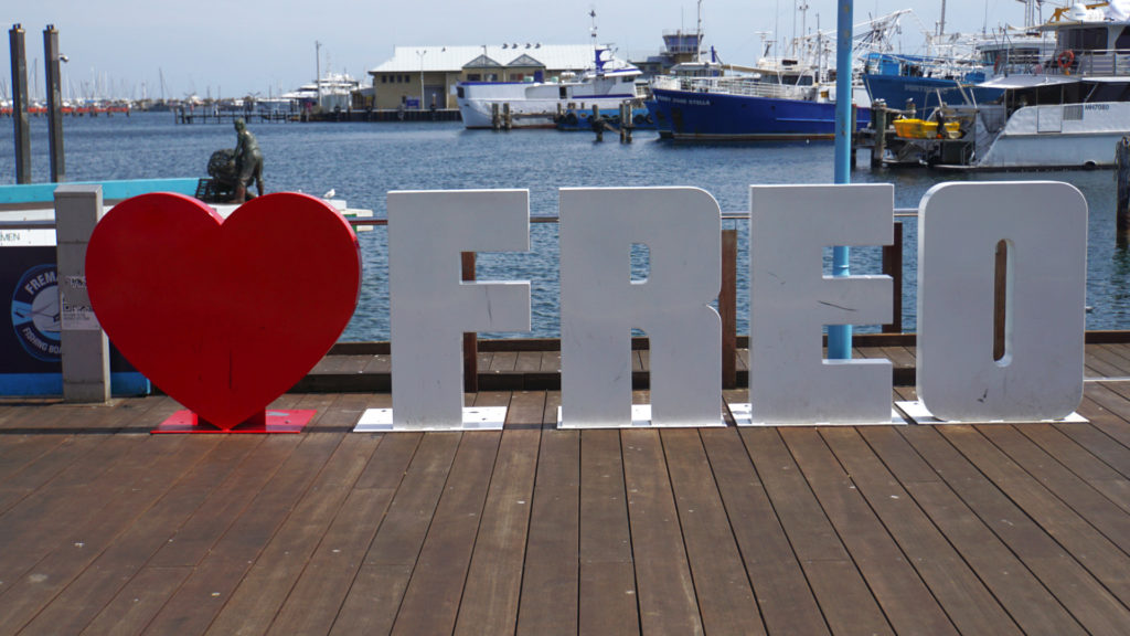 Freo Perth (Foto: Sabina Schneider)